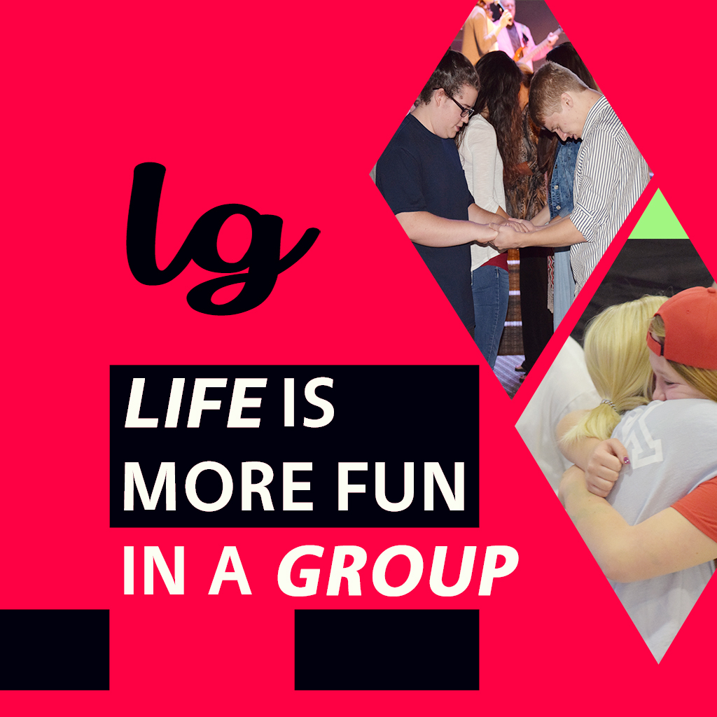 LifeGroup Banner