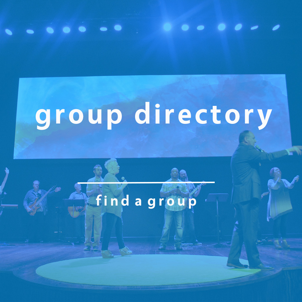 LifeGroup Directory