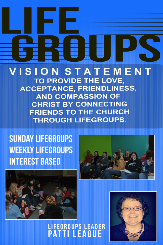 Lifegroup poster 2013