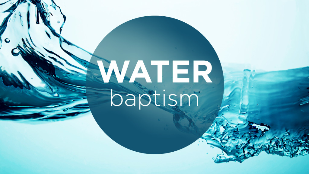 Water-Baptism-